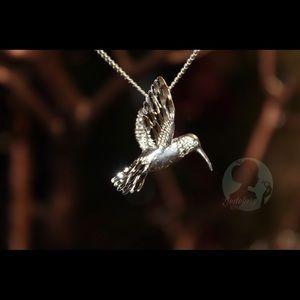 Jewelry - Colibrí necklace
